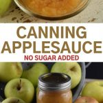 Easy Applesauce Recipe for Canning or Eating Fresh · Hidden Springs  Homestead