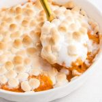 Candied Yams with Marshmallows - girl. Inspired.