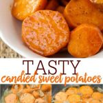 Easy Candied Sweet Potatoes (+VIDEO)   Lil' Luna