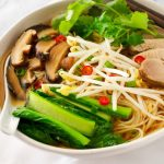 The Best Chinese Chicken and Egg Noodle Soup - Scruff & Steph