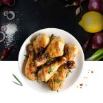LG Cooking - CookBook : Chicken Legs with Prunes | LG Levant