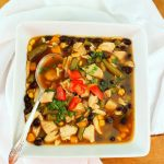 Chicken and Black Bean Vegetable Soup – Palatable Pastime Palatable Pastime