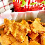 Microwave Peanut Brittle - Easy and Delicious - An Alli Event