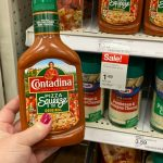 Contadina Squeeze Pizza Sauce Only 89¢ at Target (Just Use Your Phone)