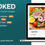 Cooked v2.4.0 – A Super-Powered Recipe Plugin - wpmania - Free premium  WordPress Themes