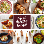 Top Ten 2020 Healthy Recipes - Feed Your Sole