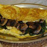Living the life in Saint-Aignan: Une omelette pour midi