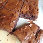 EASY CHOCOLATE SYRUP BROWNIES RECIPE - SHRAVS KITCHEN