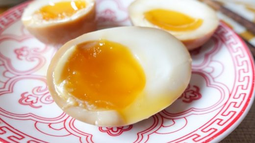 Ramen Soy Sauce Egg
