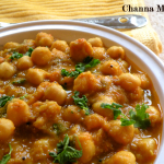 Chole Masala / Channa Masala without Coconut ~ Full Scoops - A food blog  with easy,simple & tasty recipes!