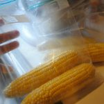 EASY SIX MINUTE MICROWAVE CORN ON THE COB
