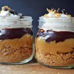 The Eligible Bachelor Peanut Butter Pie Jars – Modern Honey