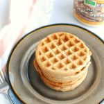 Delicious Dairy Free Cinnamon Waffles - Dairy Free for Baby