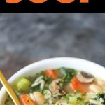 Crockpot Chicken Soup - Jeannie's Tried and True Recipes