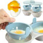 Kitchen Tools & Gadgets Microwave Oven Heart Flower Shape Steamer Cooking  Poacher Fried Egg Kitchen BL3 Home & Garden