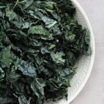 Green Goddess Dressing with Wilted Kale - Foodness Gracious
