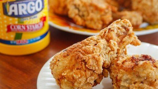 Easy Crispy Fried Chicken Recipe   Jordan's Easy Entertaining