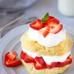 Bisquick Strawberry Shortcake - Simple Healthy Kitchen
