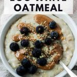 How To Make Egg White Oatmeal + VIDEO – Fit Mama Real Food