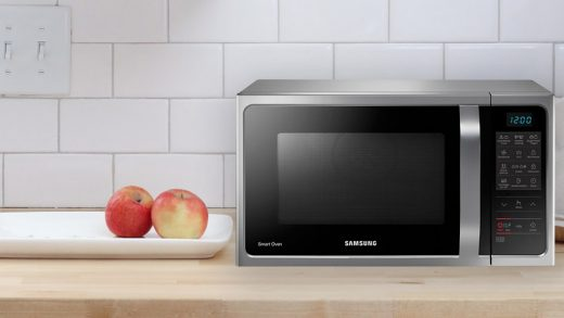 Review: Samsung MC28H5013AS 28L 900W Microwave Oven - Latest News and  Reviews - Hughes Blog