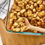 crispy weeknight French onion soup mix potatoes – Christine's Cookbook