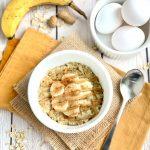 Savory Poached Egg Oatmeal