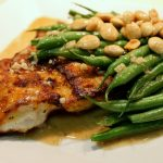 Cook In / Dine Out: Grouper Almondine