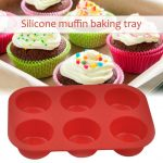 Bakeware 5 Styles Silicone Cake Muffin Chocolate Cupcake Case Liner Baking  Cup Mould XMAS Other Bakeware & Ovenware