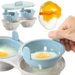 How To Cook Eggs In A Microwave Egg Poacher – Melanie Cooks