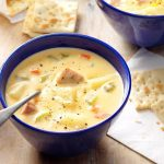 Cheesy Ham and Corn Chowder Recipe - The Gracious Wife
