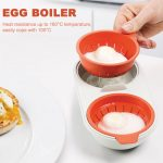 Other Kitchen Tools & Gadgets Silicone Egg Poacher Poaching Pods Egg Mold  Bowl Rings Cooker Boiler Baking Cup Home & Garden
