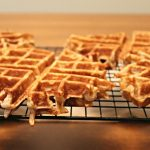 How to make Homemade Frozen Waffles - The Ginger Bread Girl