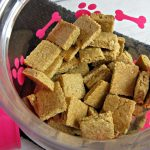 Homemade Gluten-Free Dog Treats (3-Ingredient)   Clean Fingers Laynie