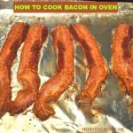 Baking Bacon is Better – Love, Food & Beer