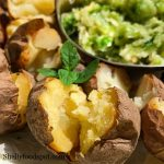 How to bake potatoes in sand - Shellyfoodspot