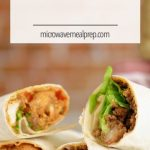 How to Microwave Frozen Burrito – Microwave Meal Prep