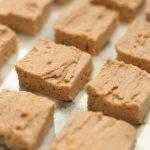 Two Ingredient Peanut Butter Fudge - My Recipe Treasures
