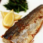 To Food with Love: Saba Shio (Grilled Salted Mackerel)