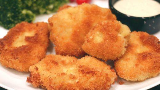 Hidden Veggie Chicken Nuggets - Sprinkle Of Sesame