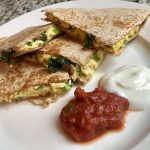 Quesadillas in 10 minutes - Ana In the Kitchen - cooking, backing