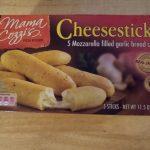 Mama Cozzi's Cheesesticks - ALDI REVIEWER
