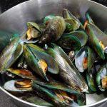 Mussels in Lemon Butter Garlic Sauce   Nasser's Kitchen