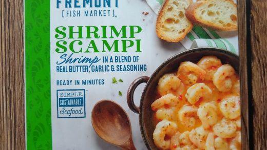 Fremont Fish Market Shrimp Scampi - ALDI REVIEWER