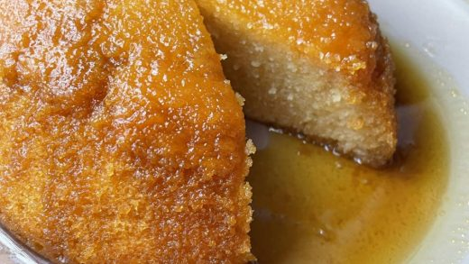 Sia's Cooking Blog: Gluten Free Steamed Treacle Sponge Pudding