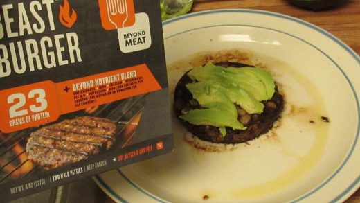 What Happens If You Microwave A Beast Burger? – My Stories And Musings