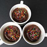Cake Mix Mug Cake - The Monday Box