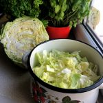Stewed Young Cabbage - CookINPolish - Traditional Recipes