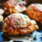 Garlic Butter Chicken Thighs