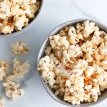 Microwave Caramel Corn: Quick and Easy | Stephie Cooks