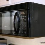 How to Remove an Old Microwave & Install a New Panasonic Microwave (Model:  NN-SD277WR) - HighTechDad™